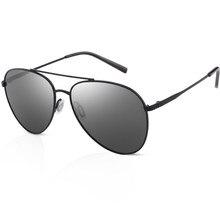 Cook marca polarizada óculos de sol para homem clássico piloto condução óculos de sol vintage espelho esporte uv400