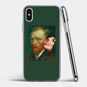Image 4 - Silicone Phone Cover Bag For Nokia 7 Plus 2 3 5 8 9 2.1 3.1 5.1 6 2017 2018 230 3310 For Oneplus 3T 5T Mona Lisa Funny Spoof Art