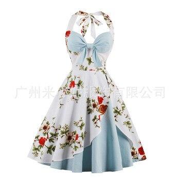 fashion Large size Short Evening Dress Off the Shoulder Party Dresses Elegant Prom Dress Pretty printing evening gown printing off the shoulder flounce dress