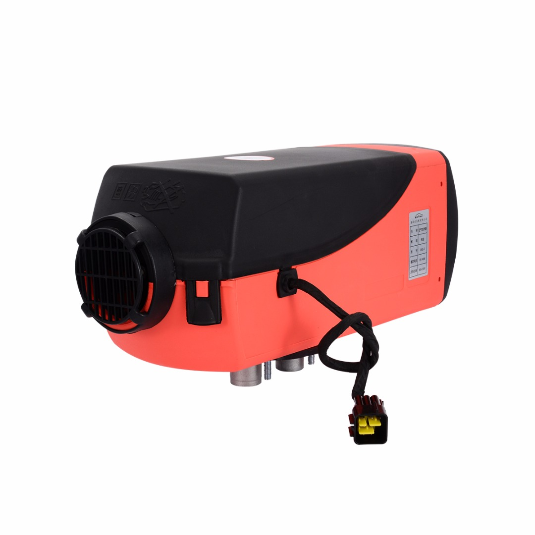 For RV Motorhome Trailer Trucks Boats 1 Set Car Heater 5000W 12V Car Air Heater with <font><b>15L</b></font> <font><b>Tank</b></font> Rotary Switch Parking Heater image