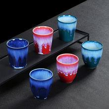 Большая керамическая чашка для воды jianzhan чая кофейная бокал