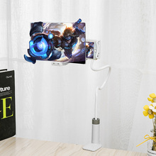 Mobile Phone High Definition Projection Bracket Adjustable Flexible All Angles Tablet Holders 3D HD Screen Magnifier