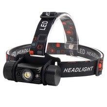 5 Вт ИК-датчик, мини-головной светильник, Usb зарядное устройство, головной светильник, лампа, 18650 батарея, светильник-вспышка, водонепроницаемый, для кемпинга, охоты, Головной фонарь