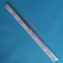 690mm podświetlenie LED strip 8 lampa dla Toshiba 40d2900 L40F3301B 40A730U 40l2600 L40D2900F YHB 4C LB4008 YH05J 40S305 40HR330M08A6