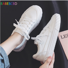 Autumn 2019 New Summer Blockbuster Small White Shoes Female Student White Shoes Casual Slippers with girl Canvas Shoes