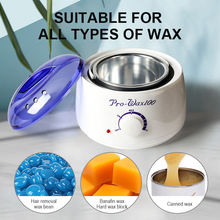 Electric Hair Removal Wax-melt Machine Heater Warmer Wax Heater Hand Feet Skin Care Moisturize Tool Beauty Sand Spa Equipment