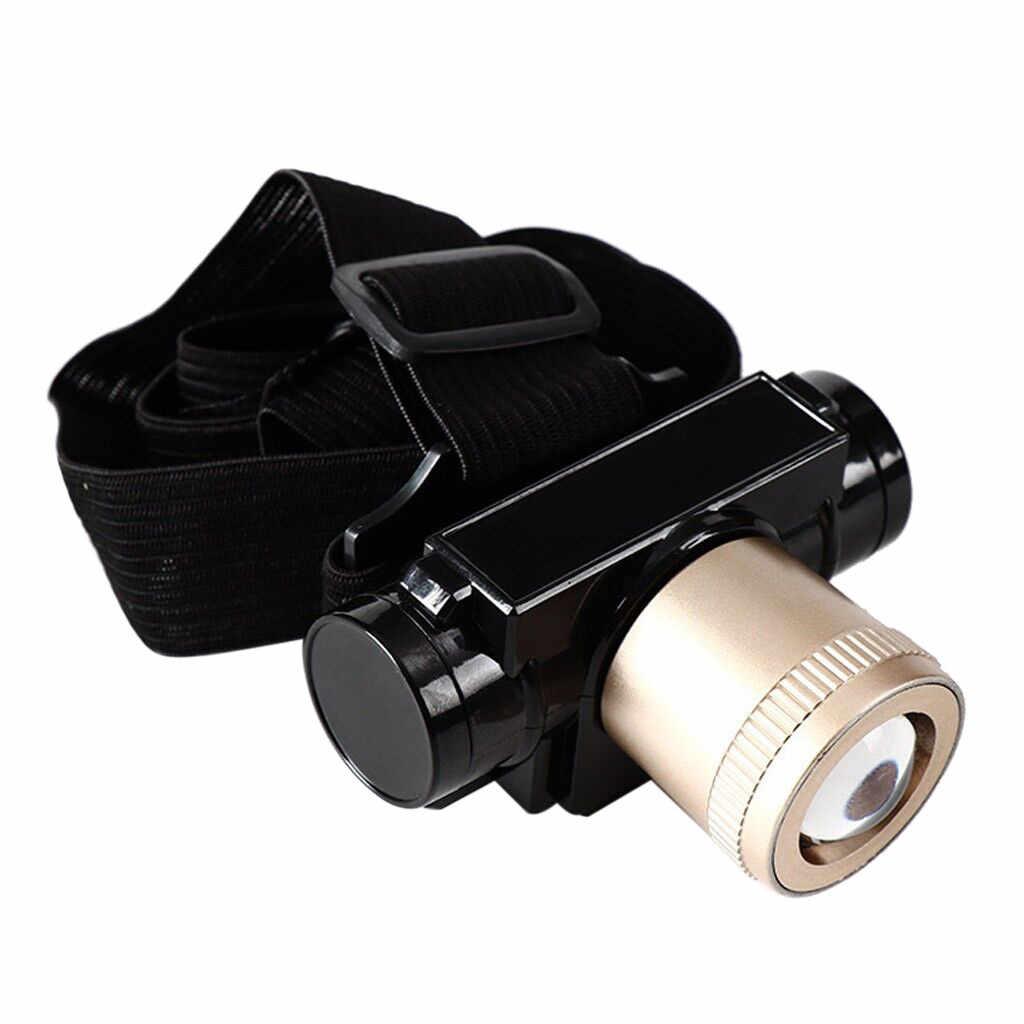 ヘッドランプオートバイ 7 インチ充電式 Led ヘッドライト屋外防水緊急懐中電灯高品質 #4