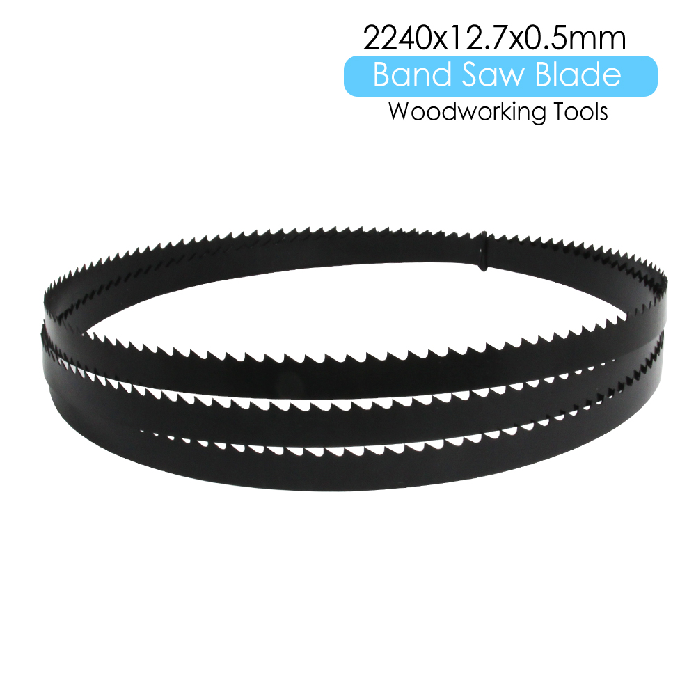 "88-1/4"" Inch 2240x12.7x0.5mm Bandsaw Blade Power Tool Accessories For Makita LB1200F Wood Metal Cutting TPI 6"