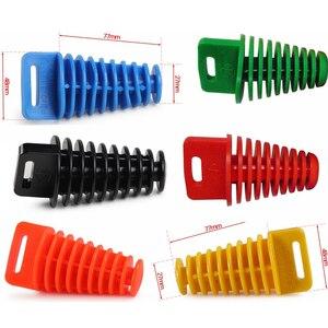 TDPRO пробка для мойки труб, Байкерская выхлопная труба 2/4 хода, глушитель, ракета, Байк, Универсальные трубы глушителя, грязи, квадроцикла