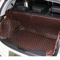 Lsrtw2017 кожаный коврик для багажника автомобиля Грузовой вкладыш для SsangYong Tivoli XLV LUVi 2015 2016 2017 2018 2019 2020 Аксессуары для покрытия ковров