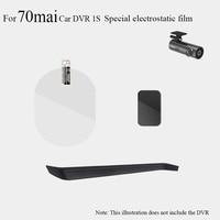 Für 70mai Dash Cam 1S spezielle elektro band/3M kleber, auto DVR halterung installiert mit elektro film /3M kleber 3 stücke