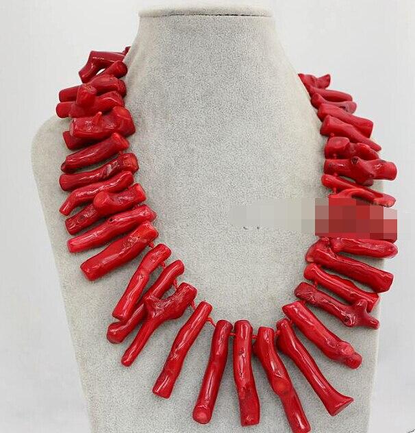 0920 -Baroque-Branch-Red-Natural-Coral-neckla