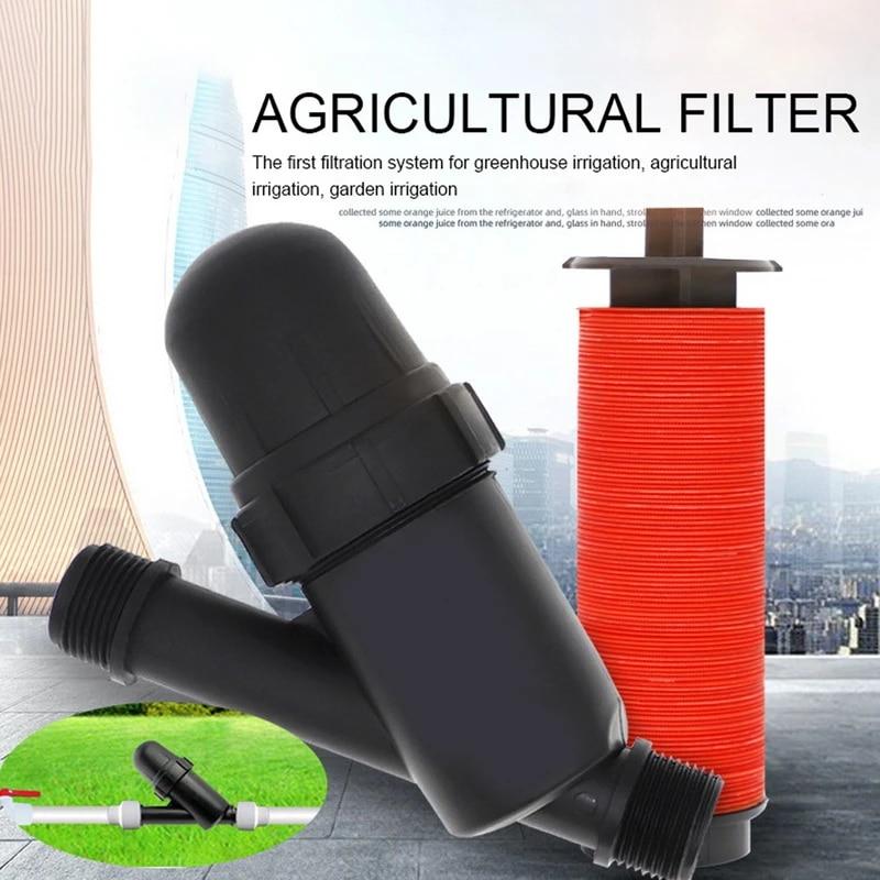 Mesh Screen Filter 120 Sprayer Agriculture Drip Irrigation Garden Watering Kits