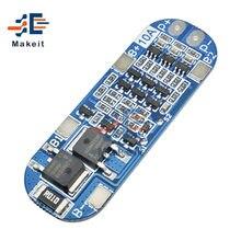 3s 10a bms 18650 li-ion bateria de lítio placa de proteção carregador proteção balancer pcb placa de circuito módulo 12.6v equalizador
