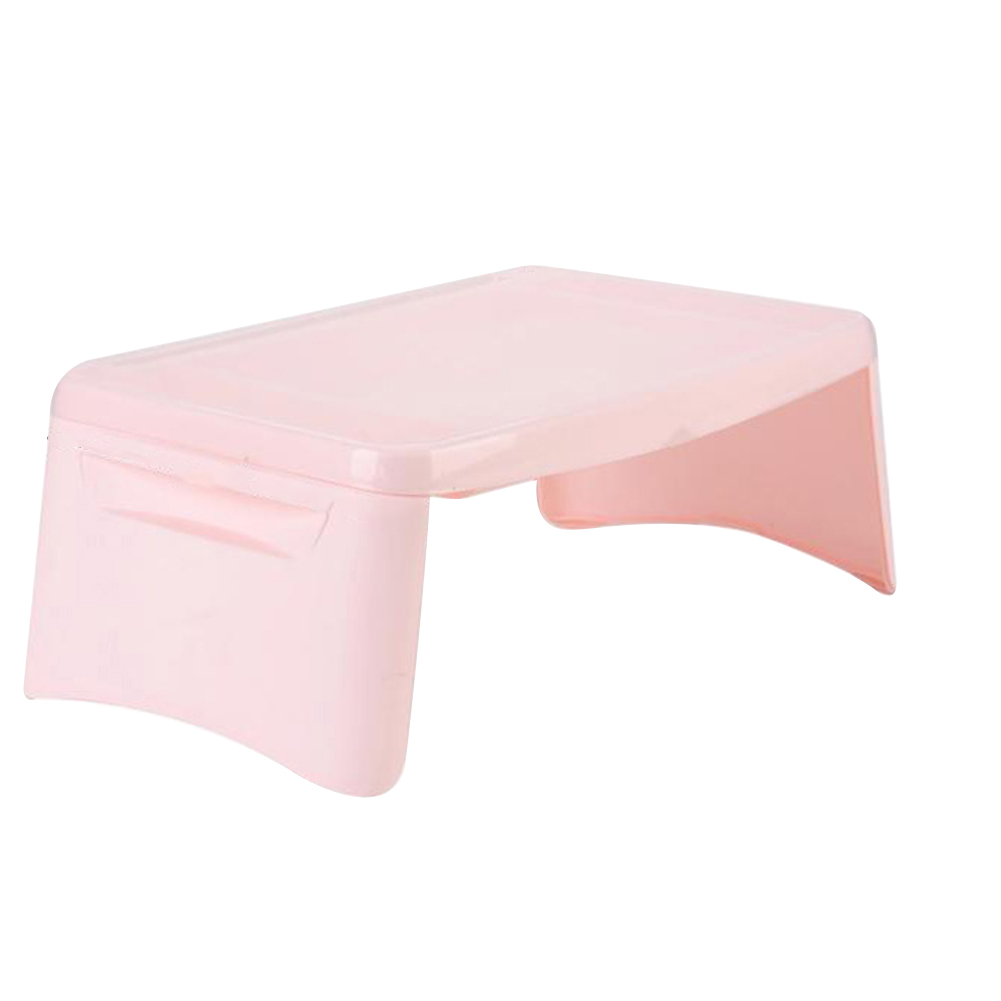 Portable Laptop Desk Multifunction Bedroom Notebook Study With Storage Space Eating Home Foldable Table For Kids Students
