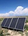Hoge Efficiëntie Zonnepaneel 250w 30V Solar Home Systeem 3500W 4000W 4KW 4500W 5000W 5KW Platte Dak Villa Huis Rv Boot Marine