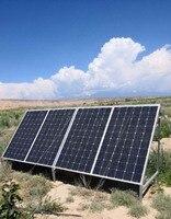 Mono Solar Panel 250w 30V Solar System 1000w 1KW 1500W 1.5KW 2000W 2KW 2.5KW 2500W 3000W 3KW 220v 110v For Roof Home System