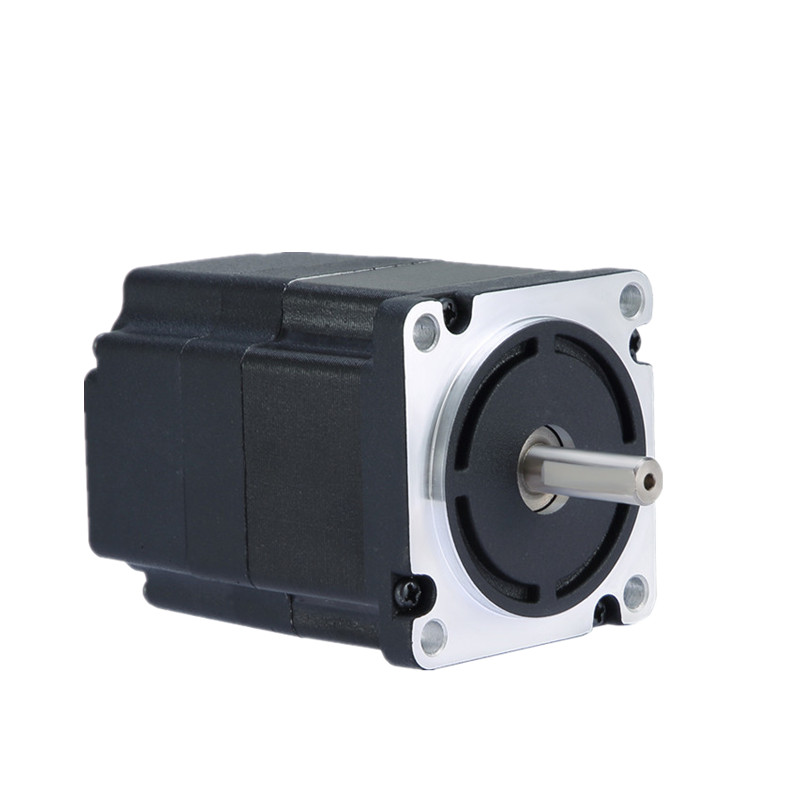 60mm 48V 100W Brushless DC Motor 3 Phase 14mm Round Shaft 0.3N.m 3000RPM BLDC Motor