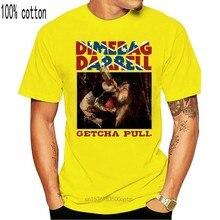 Rockoff Trade Men's Getcha Pull t-셔츠 Black Small - Dimebag Darrell Tshirt 5055295377073