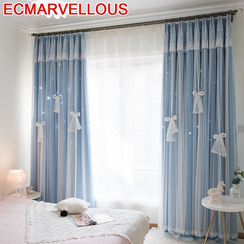 Zaslony Blackout Kitchen Window Living Room Infantil Cortinados De Luxo Para Sala Rideaux Pour Le Salon Cortinas Luxury Curtains