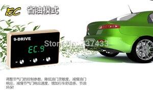 Image 5 - 9 tryb LED automatyczny regulator przepustnicy samochód sprint booster racingBooster dla BMW e39 e46 1/3/5/7 wszystkie serie X1/x3/x5/x7 dla mini