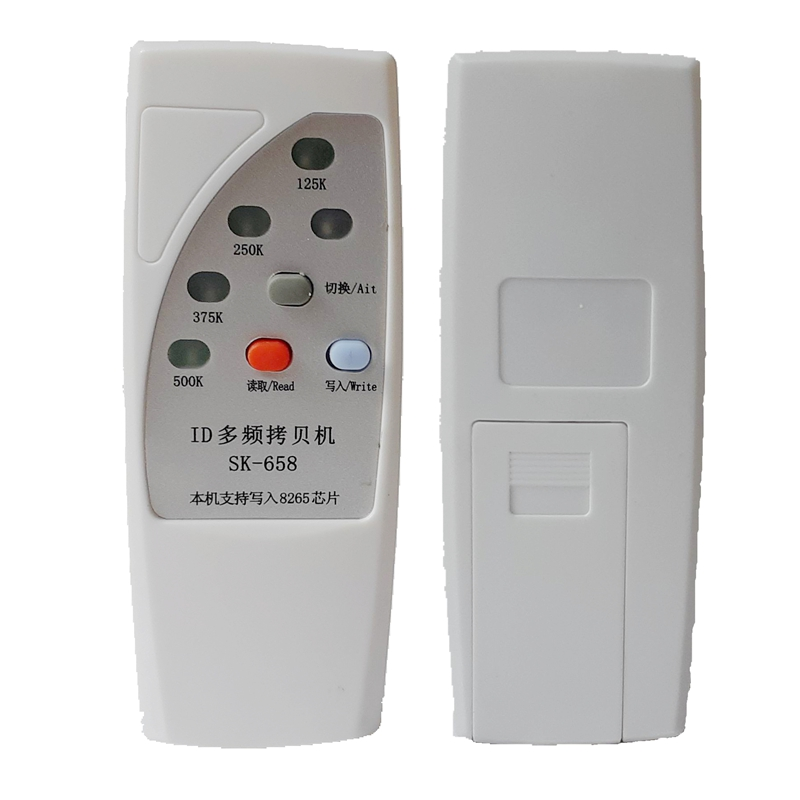 Handheld 125khz RFID Card Read-Write Device ID Access Control Card Copier Duplicator Cloner Reader & Writer & 5pcs Rewrite Tags