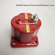 3054609 Соленоидный клапан отключения топлива Соленоидный клапан 24V M11 части