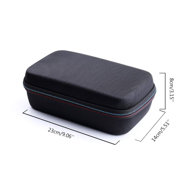 Hard Multimeter Shockproof Case EVA Bag For Fluke 101/115/116/117/113/114/F15B+ M4YD