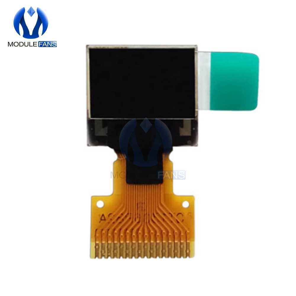 Layar OLED LCD 0.42 0.91 0.96 1.3 Inch Biru Putih LCD Modul Tampilan Layar OLED Modul 0.42 ''0.91'' 0.96 ''1.3'' UNTUK ARDUINO