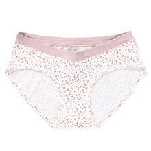 Cotton Pregnancy & Maternity Women Underwear U-Shaped Low Waist Big Size Lady Panties