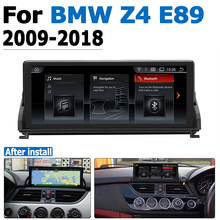 Car Radio DVD Player For BMW Z4 E89 2009~2018 CIC Android 8.0 up Autoradio GPS Navigation HD Touch Screen