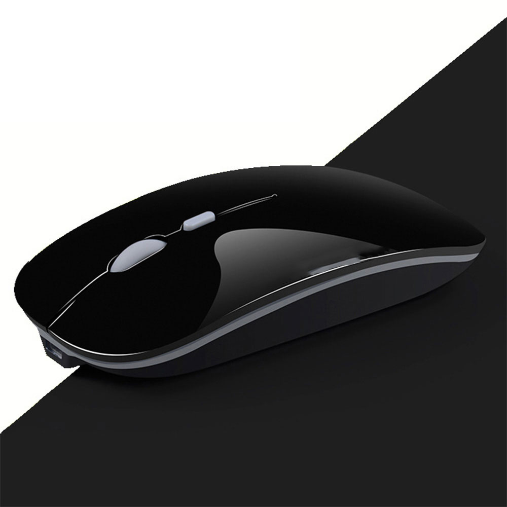Cewaal Clearance Silence Mouse 1600 DPI USB Optical Wireless Computer Mouse 2.4G Receiver Super Slim Mouse For PC Laptop