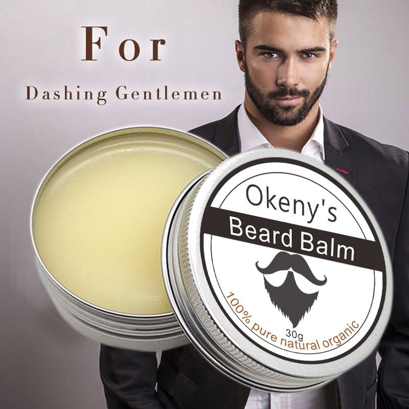 30g Men\'s Natural Soft Shaving Cream Shaving Soap For Men Lather Barber Salon Shave Beard Cream Soap Facial Cleaning Tools MKXJ