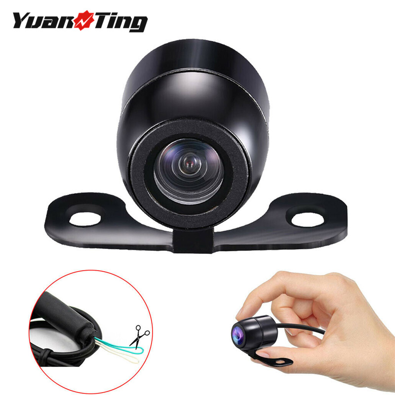 Yuanting Parking-Camera Backup Reverse Wide-Angle Rear-View Waterproof Auto Guideline-On/Off title=