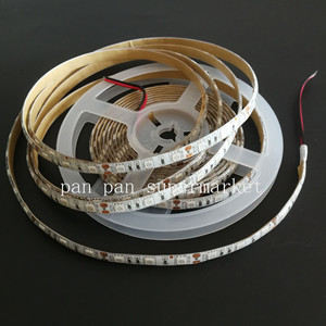 Зеленая 300 Светодиодная лента 5 м 60 светодиодов/м SMD 5050 Светодиодная лента 12 В водонепроницаемая гибкая лента веревочная полоса|Светодиодные ленты|   | АлиЭкспресс