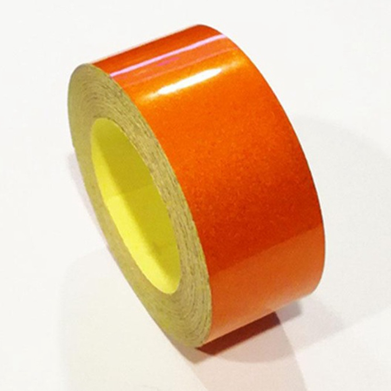 Safety Mark Reflective Tape Sticker Car Styling Self Adhesive Warning Tape Automobiles Motorcycle Reflective Strip 5cmx3m