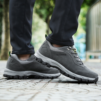 Trend Shoes Men Sneakers Lace-up Casual Mens Shoes Spring Lightweight Breathable Walking Lac-up Footwear Zapatillas De Deporte