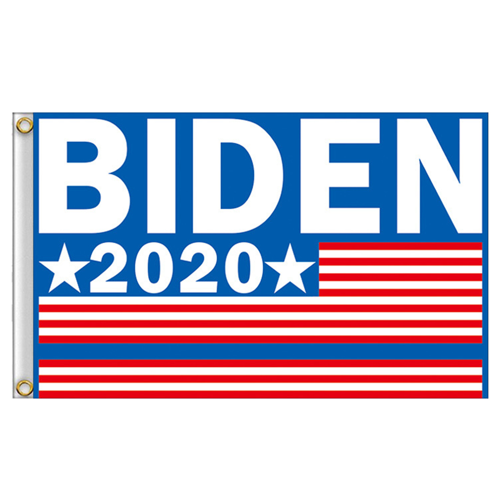 Wall <font><b>Flag</b></font> <font><b>90x150cm</b></font> 2020 American President Biden Election <font><b>Flag</b></font> Home Garden Decor Outdoor Hanging Decor Banner <font><b>Flag</b></font> Decor image