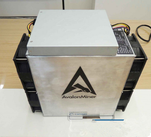 New Avalon A1066 Pro 55Th/s sha256 BTC BCH miner More economical than AntMiner S17+ S17e T17+ T17e T2T T3 ship in 48 hours(China)