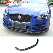 Sticker Style Molding Car Bumper Protector Parachoques Auto Accessories Guard Car-styling Anticollision Adhesive FOR Jaguar XEL