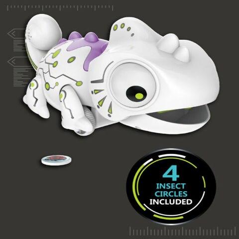 24chz rc robo dinossauro brinquedos camaleao animal