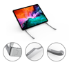 Suntaiho Laptop Stand Ergonomic Aluminum Laptop Mount Computer Holder for MacBook Pro Air Xiaomi Huawei 10-15 6 Inch PC Notebook promo