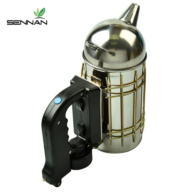 Stainless Steel Electric Bee Smoke Transmitter Apiculture Kit 2