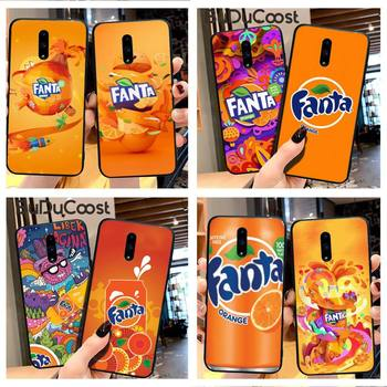 Reall Fanta Drink Orange Phone Case For Redmi 6 4X 7 7A 8 GO K20 Note 4 4X 5 5A 6 6 Pro 7 8 8pro image