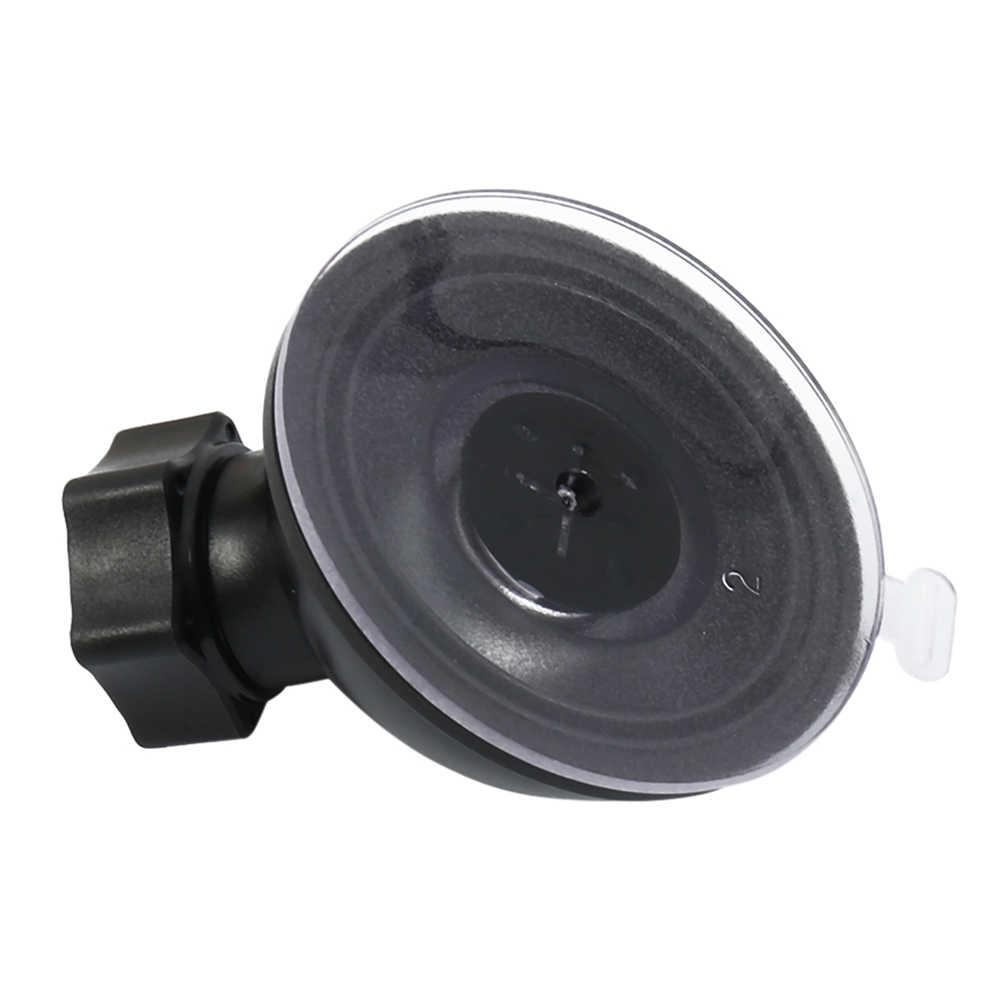 Mobil Bracket Aksesoris Pemegang untuk DVR Plastik Sucker Mount Universal untuk GPS Dashboard Cam Suction Cangkir Pemegang Kamera Perekam