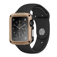 Funda protectora armadura a prueba de golpes para iWatch Apple Watch Series 6 5 4 3 2 1 38 40 42 44mm 40mm 42mm 42mm 38MM 44mm Accesorios