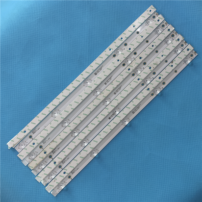 Original 515mm LED Backlight Strip For Philips 55 INCH 55puf6693/T3 02D550105000-X4  55inches Tv100 PCS Tv Parts
