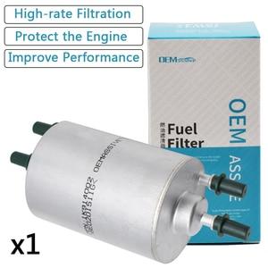 Image 5 - 8E0201511G 8E0201511C سيارة البنزين الغاز مرشح الوقود لأودي A4 أفانت للتحويل 8E 8H B6 B7 مقعد Exeo ST 1.8T 2001 2002 2003 2004