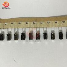 10 шт. японский ELNA RFO, алюминиевая крышка, 25В 100μF 6,3X11 мм Алюминий электролитический конденсатор с алюминиевой крышкой, 25v100μF Аудио Автомобильные конденсаторы