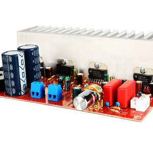 Image 5 - Tenghong TDA7294 Audio Power Amplifier Board 200W*2 HIFI Sound Amplifier For Speakers Stereo Amplificador AC24 28V 2.0 Channel